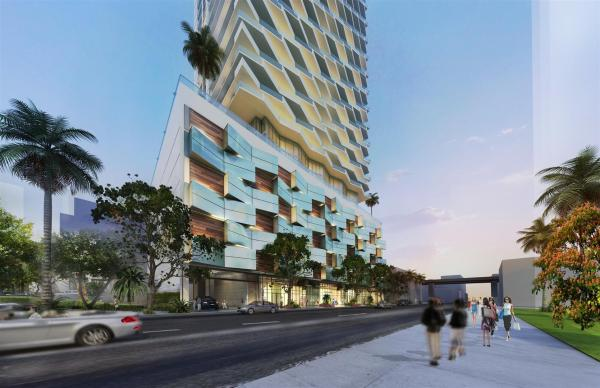 ZOM Breaks Ground on Iconic 50-Story Luxury Highrise Apartment Community in Miami, Florida