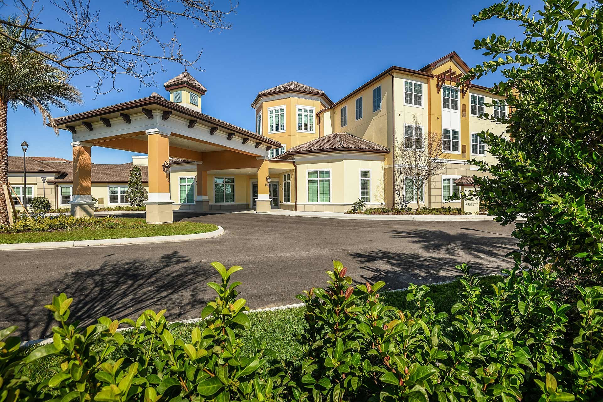 Sonata Senior Living Assumes Management of Assisted Living Community in Florida