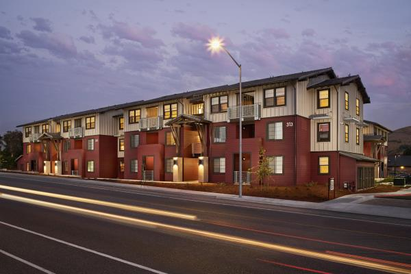 KTGY-designed Affordable Apartment Community Celebrates Grand Opening in San Luis Obispo, California