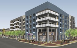 Upscale 360-Unit Mixed-Use Multifamily Community to Start Construction in Greenville, SC