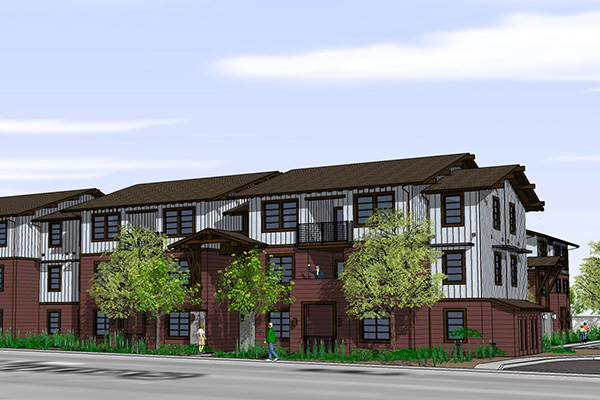 ROEM and HASLO Break Ground on KTGY Designed Sustainable Workforce Housing Community