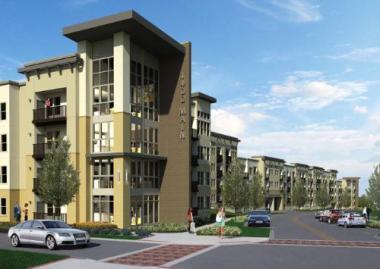 GMH Capital Partners Announces Groundbreaking for a 376-Unit Luxury Apartment Community