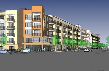 Amstar and Transwestern to Build 229-Unit Apartment Community in San Antonio's Southtown Submarket