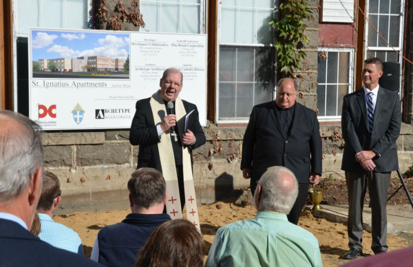 Transformation of Former Church into Affordable Senior Housing Community Completed in Sanford, Maine
