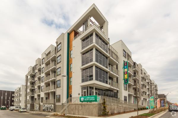 CIM Group Acquires Newly Constructed 268-Unit Luxury Apartment Building in Nashville