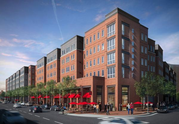 Kane Realty Completes 822-Bed Student Housing Community at North Carolina State University