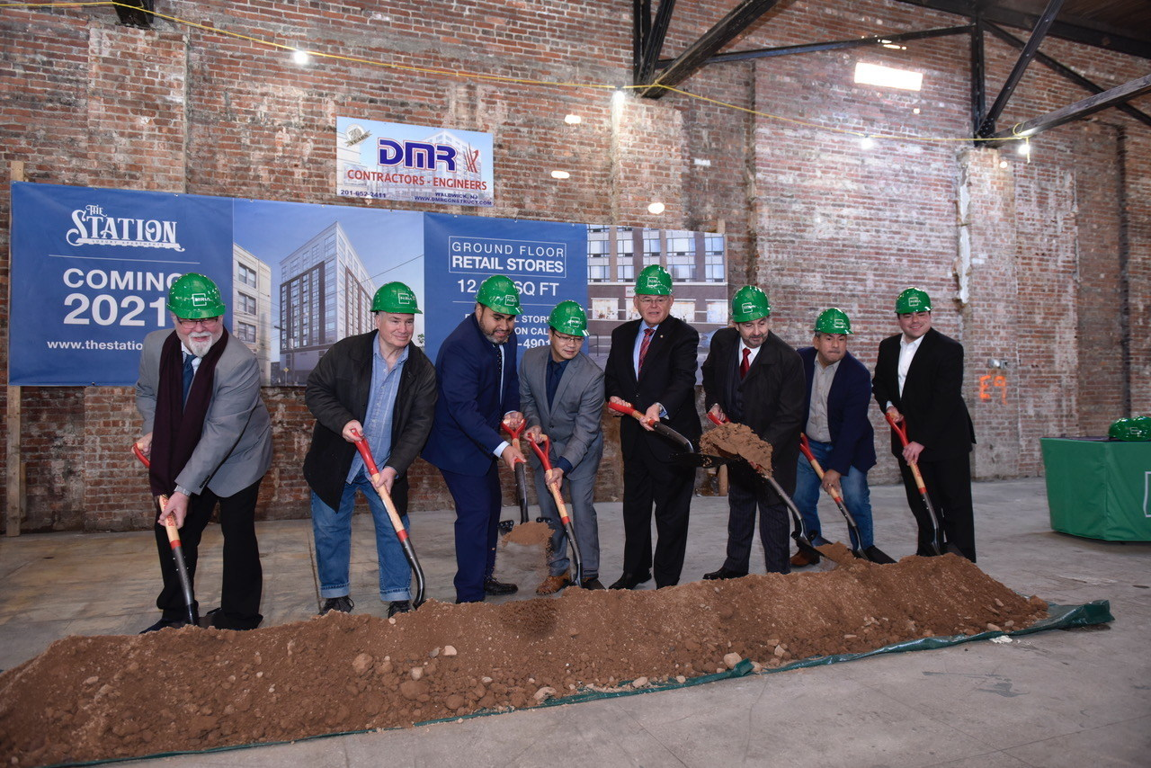 NRIA Breaks Ground on $49 Million Luxury Apartment Building in West New York