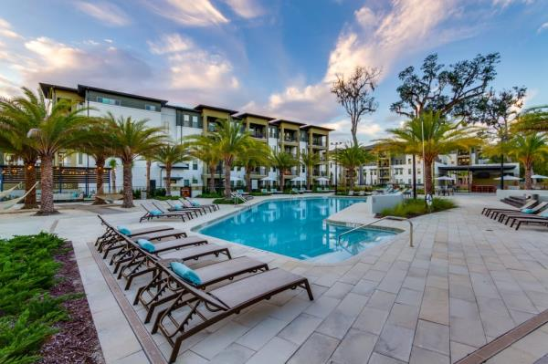 Hercules Real Estate Services Acquires 300-Unit Apartment Community in Jacksonville, Florida