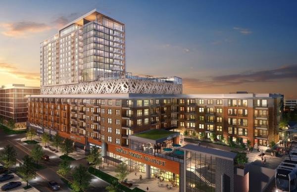 New 459-Unit Luxury Apartment Community Breaks Ground in Uptown Charlotte, North Carolina