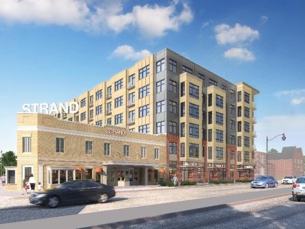 Groundbreaking Celebrated for The Strand Residences in Deanwood Neighborhood of Washington, D.C.