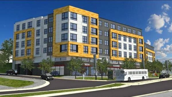 New 231-Unit Upscale Mixed Use Development in Gateway Arts District Commences Construction
