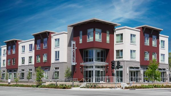 New Workforce Housing Apartment Community Celebrates Grand Opening in Mountain View, CA