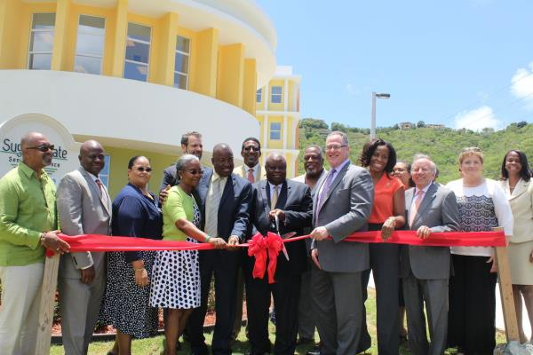 The Michaels Organization Opens $35.7 Million Affordable Housing Community in The Virgin Islands