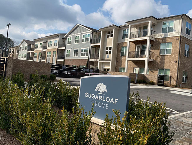 Triumph Properties Completes Off-Market Acquisition of 194-Unit Sugarloaf Grove Apartment Community in Atlanta Metro