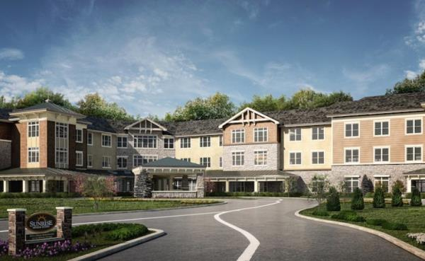 Sunrise Senior Living Opens New Assisted Living and Memory Care Community in Bridgewater, New Jersey