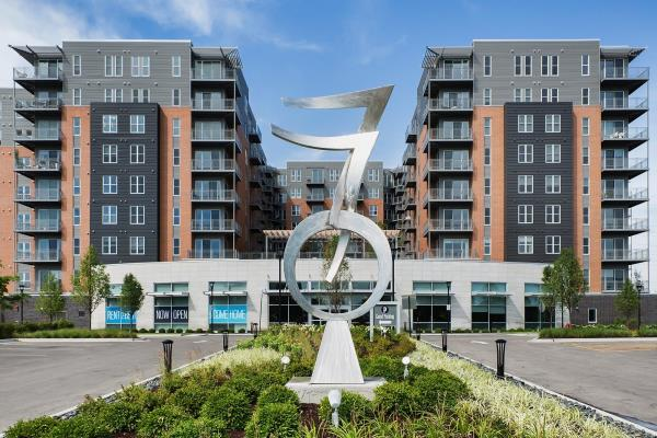 TGM Acquires Sixth Chicagoland Apartment Community with Addition of 347-Unit TGM NorthShore