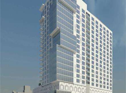New High-Rise Residential Building Marks a New Era in Downtown Los Angeles Living