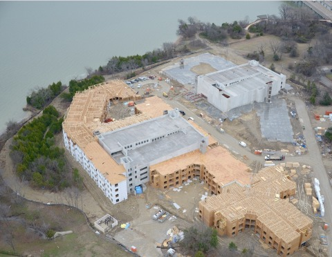 Transcontinental Realty Investors Nears Completion on Terra Lago Apartments in Rowlett, Texas