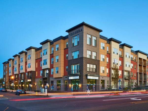 Security Properties Acquires 304-Unit Tessera at Orenco Station in Portland Metropolitan Area