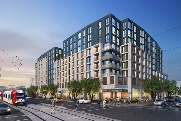 Innovative Mixed-Use Project Looks to Transform Salt Lake City Downtown District