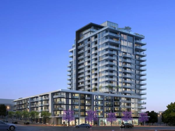 Trammell Crow Breaks Ground on 313-Unit Luxury Apartment Tower in Downtown San Diego