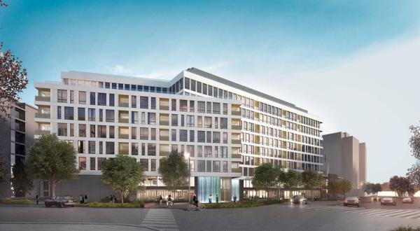 Dwel in Partnership with PN Hoffman Brings Boutique Apartments to District Wharf in Southwest DC