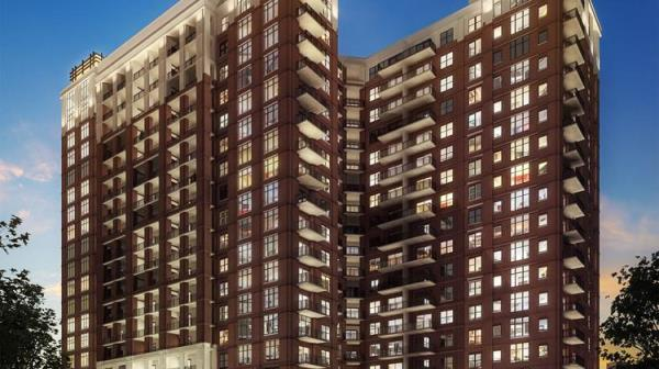 StreetLights Residential Holds Ribbon Cutting Ceremony for Luxury Apartment Tower in Houston