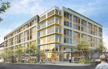 Seattle Apartments Attain LEED Silver Certification