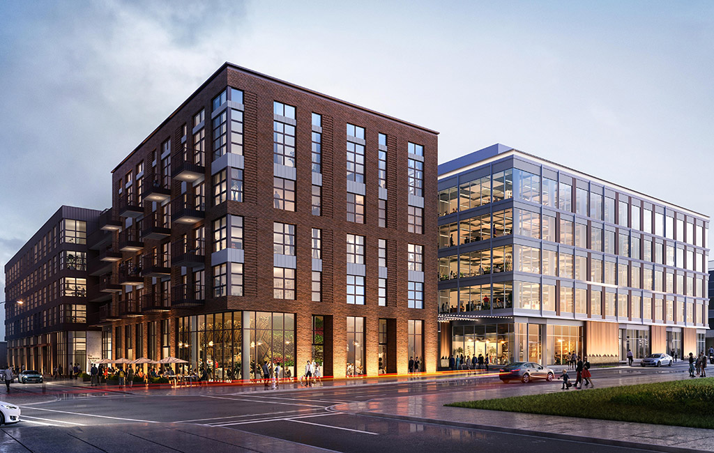 Drucker + Falk Awarded Management Contract for New Mixed-Use Development in Richmond