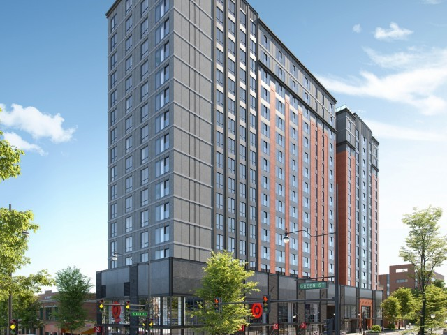 GMH Capital Partners and AGC Equity Partners Acquire 672-Bed The Dean Student Housing Community in Champaign, Illinois