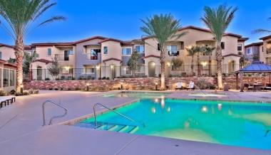 Bascom/Oaktree Joint Venture Acquires 296-Unit Apartment Community in Henderson, Nevada
