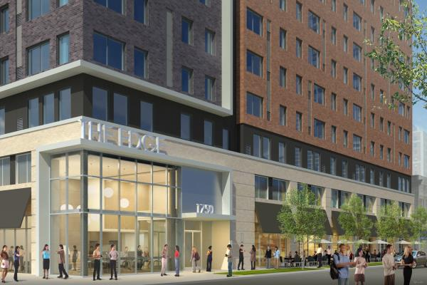 First Off-Campus Student Housing High Rise in Downtown Cleveland Opens for Its Doors