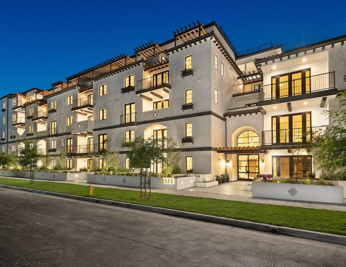 Walker & Dunlop Completes $55 Million Sale of Trophy Resort-Style Luxury Multifamily Community in West Los Angeles, California