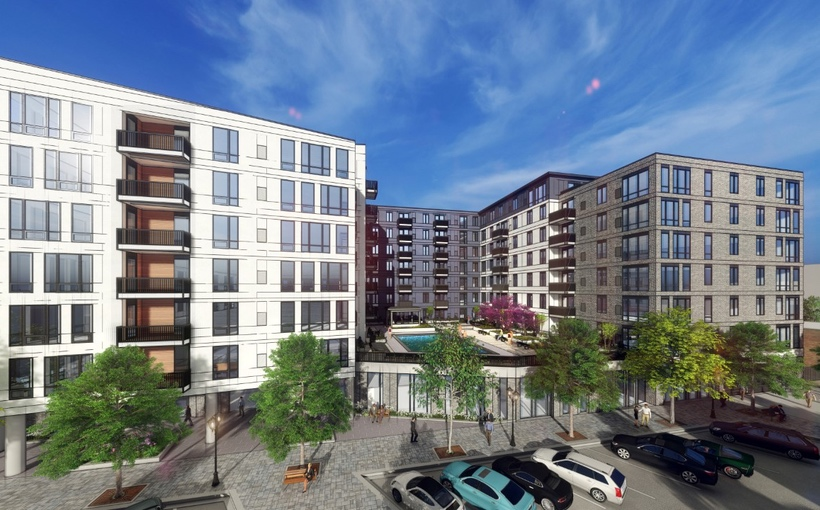 LMC Breaks Ground on 212-Unit Midrise Apartment Community in Downtown Elmhurst