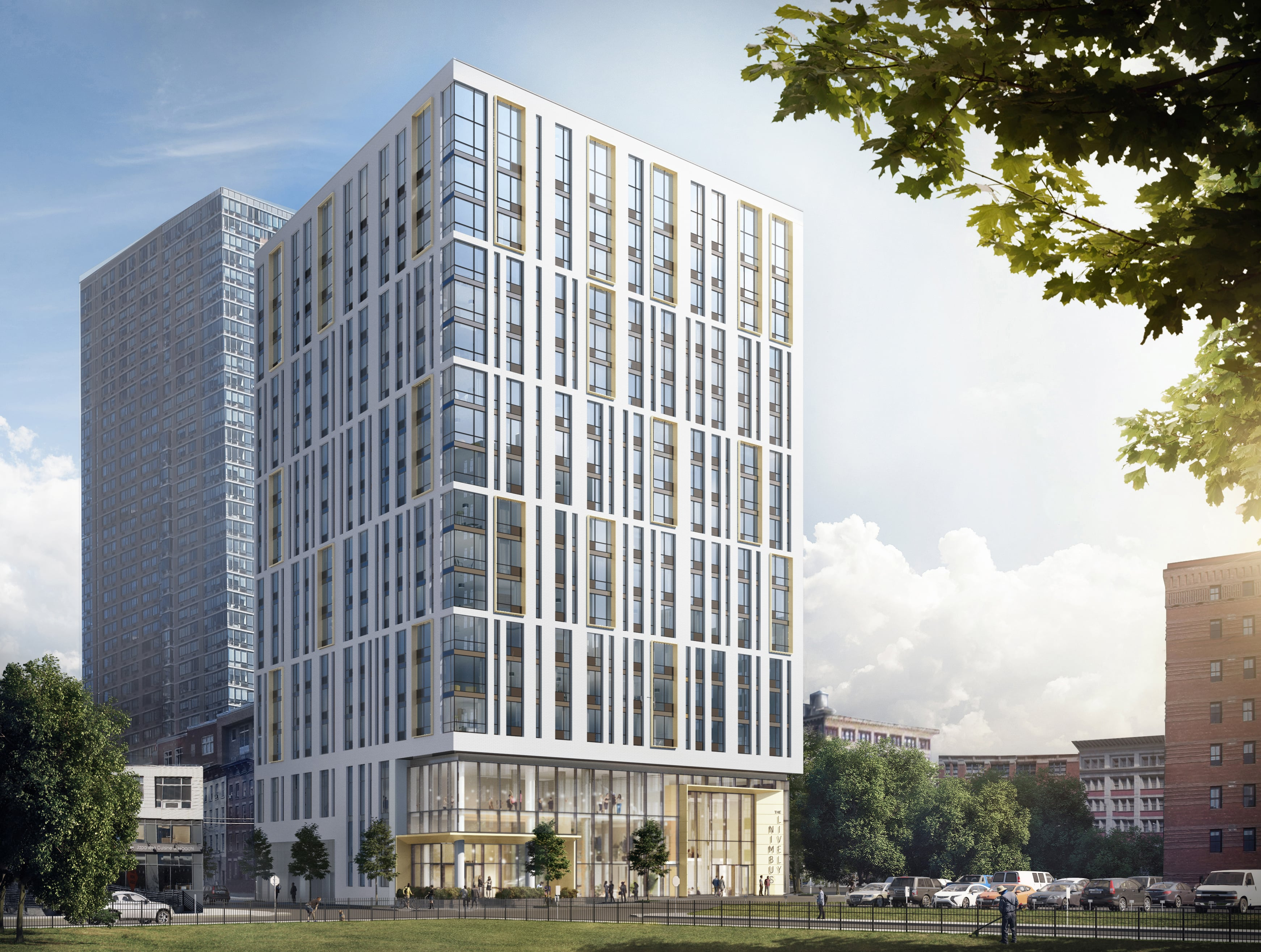 LMC Announces Kicks-Off Leasing at The Lively Boutique Apartment Community in Jersey City's Powerhouse Arts District