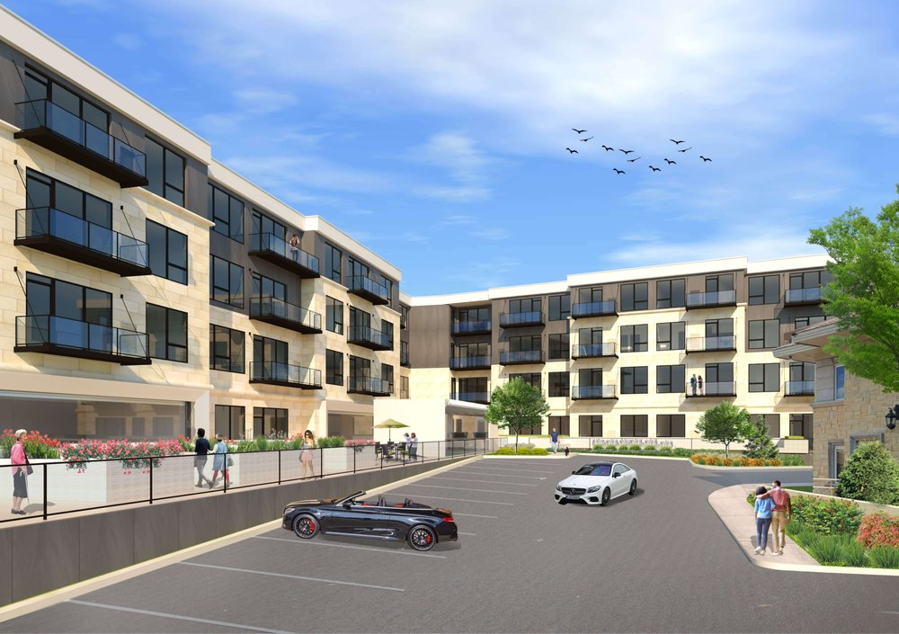The Rotenberg Companies Set to Open The Luxe Apartments at Ridgedale in Minnetonka, Minnesota in May 2020