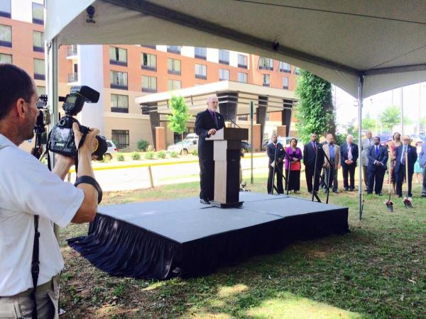 Transit-Oriented Development Featuring 109 Deluxe Apartment Homes Breaks Ground in Metro Atlanta