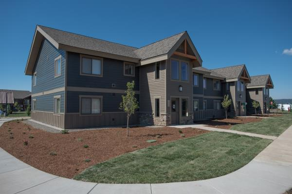 Community Leaders Celebrate Completion of New Affordable Apartments in McCall, Idaho