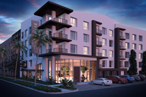 Modern 388-Unit Luxury Apartment Community Announces Ground Breaking in Irvine, California