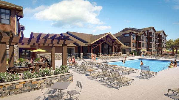 McKenzie Opens Second Building of $50 Million Luxury Apartment Development in Madison, Wisconsin