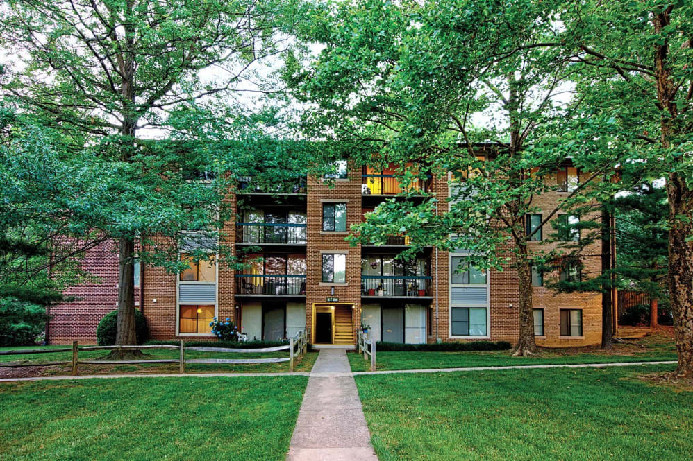 Multifamily Investor Hamilton Zanze Acquires Two Apartment Communities in Maryland