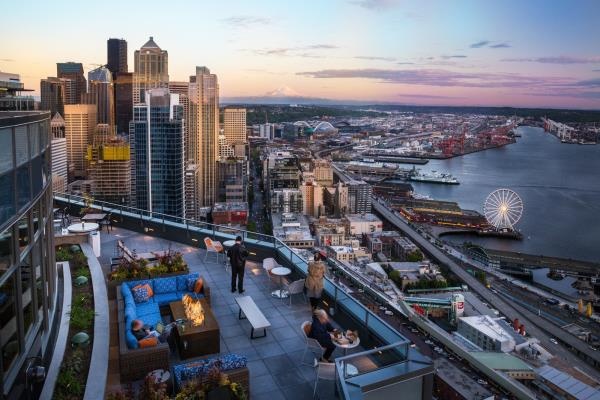 Weidner Apartment Homes Acquires 313-Unit Tower12 Apartments Near Seattle's Historic Pike Place Market