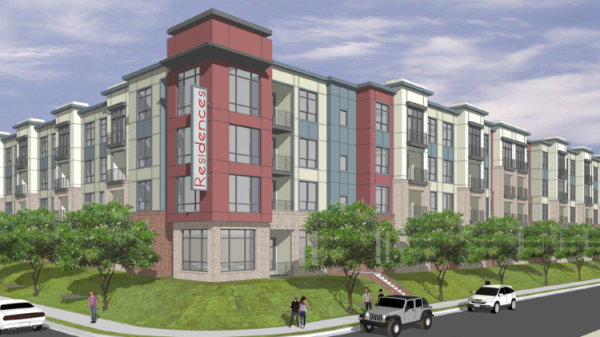 Wood Partners to Break Ground on 340-Unit Luxury Apartment Development in Laurel, Maryland