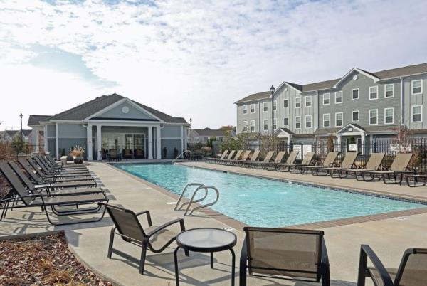 Preferred Apartment Communities Completes Sale of Multifamily Community in Hampton, Virginia