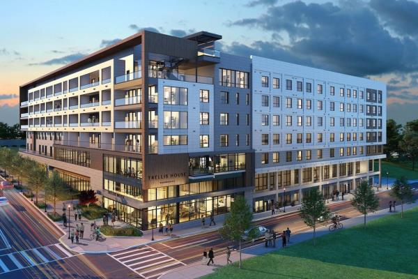 CIM Group Acquires Newly Constructed 319-Unit Trellis House Apartments in D.C.'s U Street Corridor