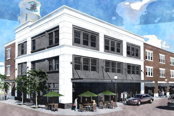 New Upscale Mixed-Use Apartment Development Coming to Downtown Winter Garden, Florida