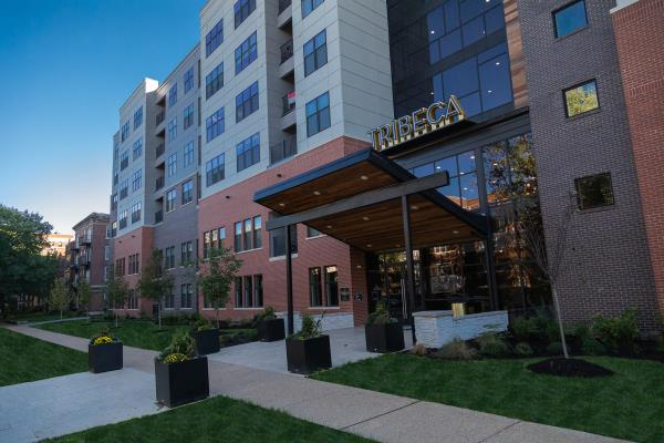 Ultra Luxury 160-Unit Apartment Community Sells for $44 Million in St Louis' Central West End