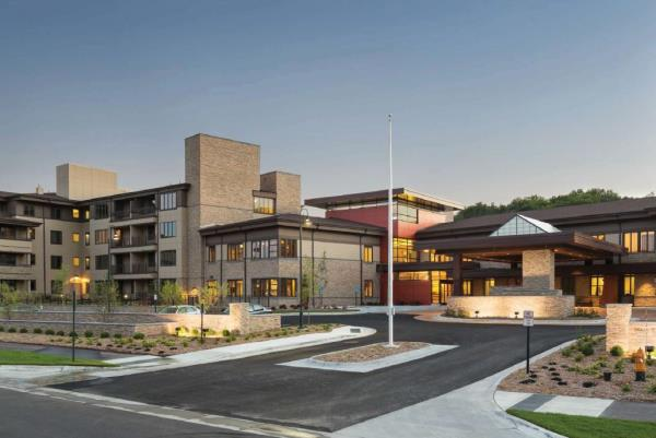 LCS and The Weitz Company Celebrate the Grand Opening of Trillium Woods Retirement Community