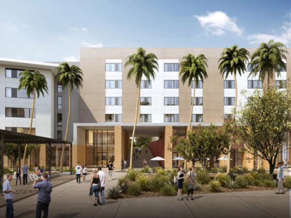 American Campus Communities and University of California Break Ground on North District Project