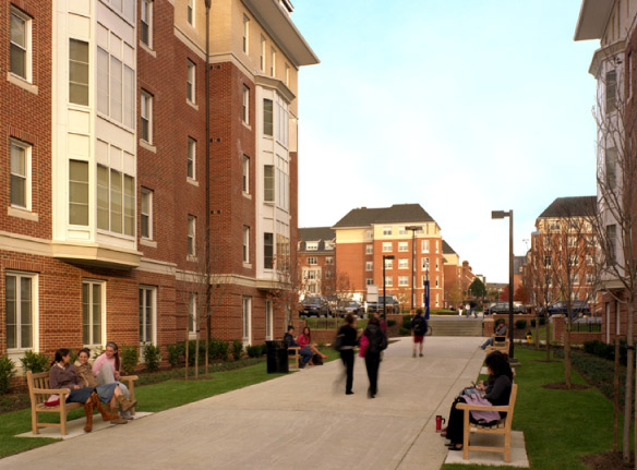 Bozutto Partners on $110 Million Town-Center Oriented Development at University of Maryland